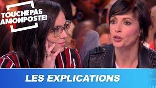 Affaire Mennel  : Agathe Auproux s'explique devant Géraldine Maillet