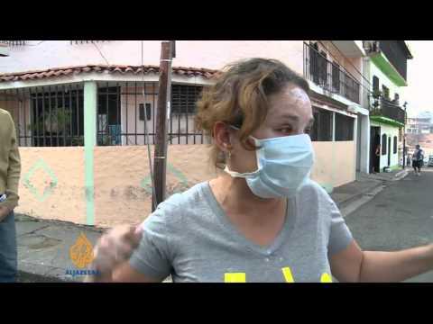 Venezuelan army takes back protest-torn city