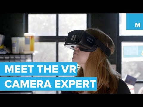 Making The Impossible Possible in VR | How She Works