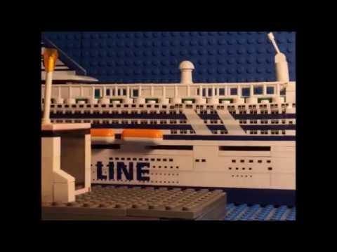 Lego Cruise Ship Disaster