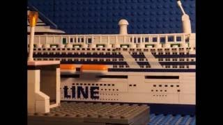 Lego Cruise Ship Disaster