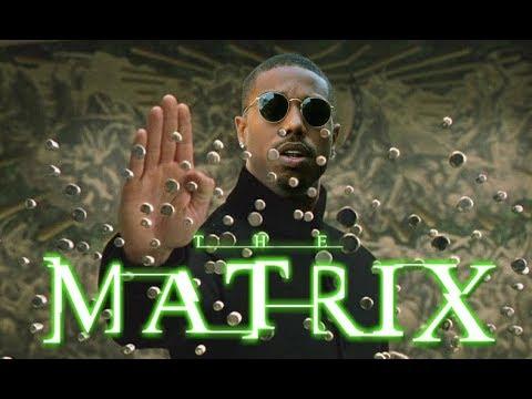 Matrix  4: Rebooted Trailer-  Michael B. Jordan Sci-Fi Action Movie  HD -----( FAN MADE)