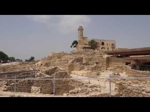 Brigadier- General (Res.) Gal Hirsch - Tour to Prophet Samuel's Tomb- Episode 3
