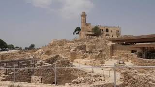 Brigadier- General (Res.) Gal Hirsch - Tour to Prophet Samuel's Tomb- Episode 3