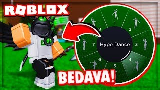 🔥 NEW LEGEND HOW TO GET A FREE HYPE DANCE AND 4 EMOTE ?? 🔥 | Roblox English