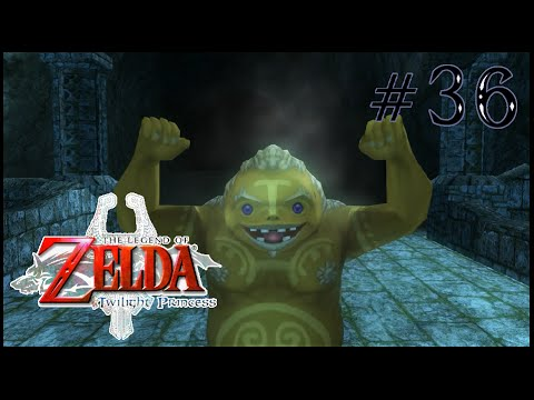 Lets Play The Legend of Zelda Twilight Princess - Part 36 - Water Delivery
