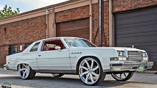 "Debo's Customs :  1978 Buick Electra 225 Landau on 26"" Forgiato Wheels"