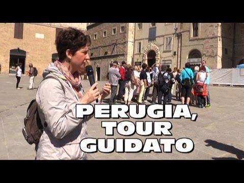 PERUGIA, TOUR GUIDATO