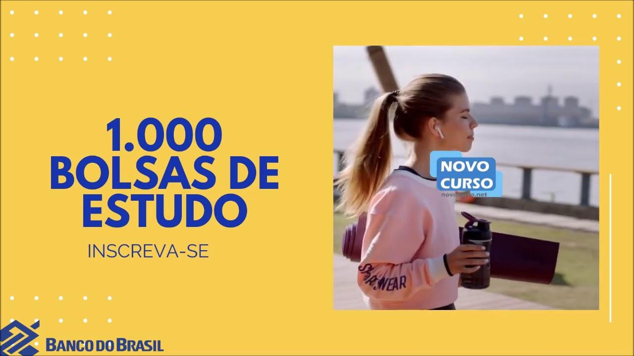 Programa de Bolsas - Concurso Banco do Brasil