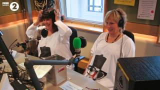 French and Saunders play Ken Bruce's PopMaster on Radio 2
