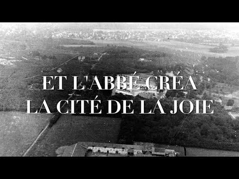 Et l'abbé Pierre créa la Cité de la Joie - teaser poster