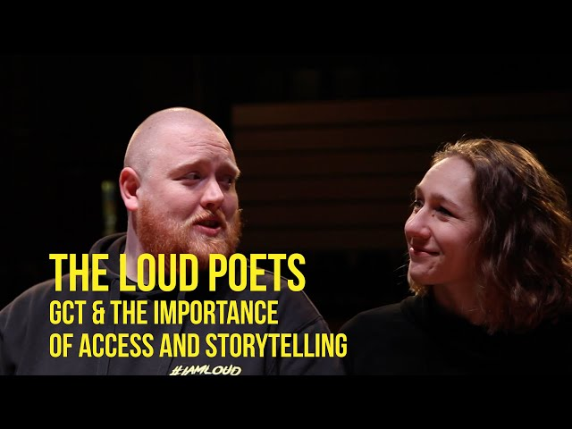 The Loud Poets: Gosforth Civic Theatre and the Importance of Storytelling and Accessibility