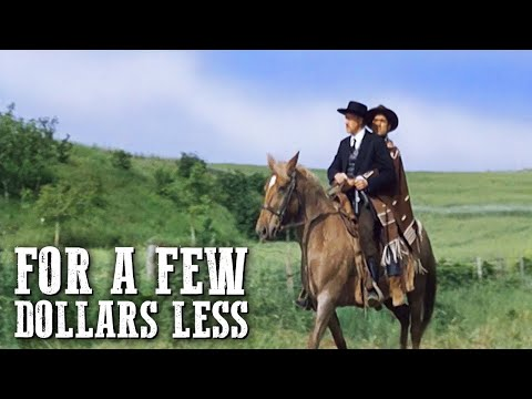 For a Few Dollars Less   BEST WESTERN   Spaghetti Western   Full Length Movie   Wild West