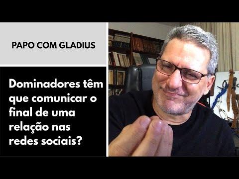 116/06 - Dominadores têm que comunicar o final de uma relação nas redes sociais?