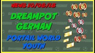 Video [CTDT] PORTAIL WORLD YOUTH ! DREAM POT GERMAN ! YATA !!! | CAPTAIN TSUBASA DREAM TEAM download MP3, 3GP, MP4, WEBM, AVI, FLV November 2018