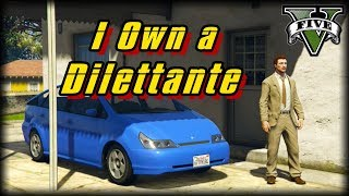 I Own a Dilettante : GTA V Short Film