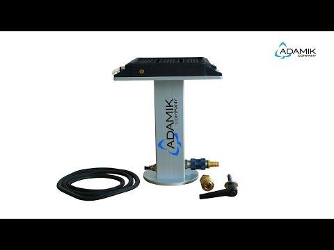 Power Clamp ADAMIK using compressed air