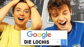 Wir googlen uns selbst | Die Lochis