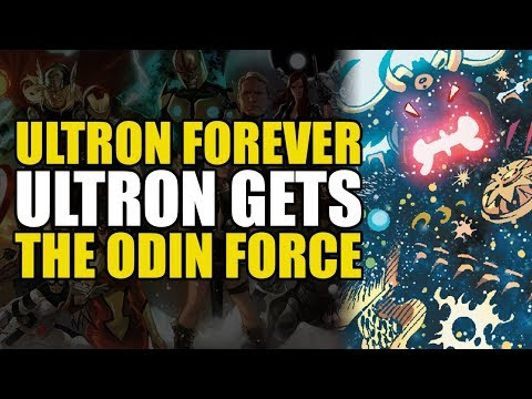 ultron-gets-the-odin-force:-ultron-forever-part-2-|-comics-explained