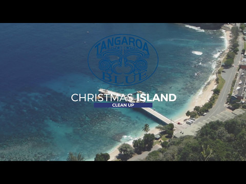 2017 Christmas Island Clean-up