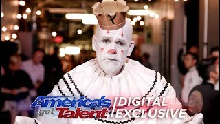 Elimination Interview: Puddles Pity Party Bids Farewell - America
