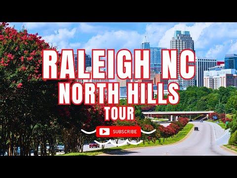 VISIT RALEIGH, NORTH CAROLINA, USA in 1 Day