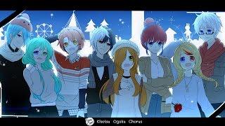 【8人】◆ Snow Fairy Story ◆   Thai version 【Kisetsu★Ogaku】❀ Happy New Year 2017 ❀
