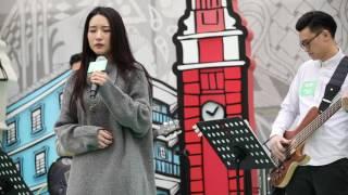 HANA菊梓喬 - 七歲 @Joox Music in the City 20161203