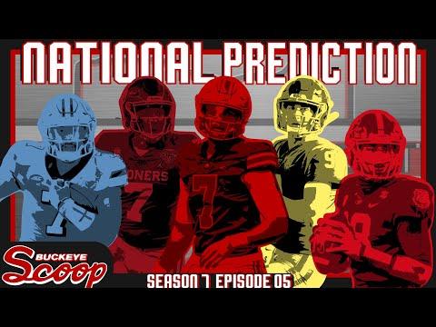 S07E05 - National Predictions 2021