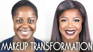 Makeup Transformation | PatrickStarrr