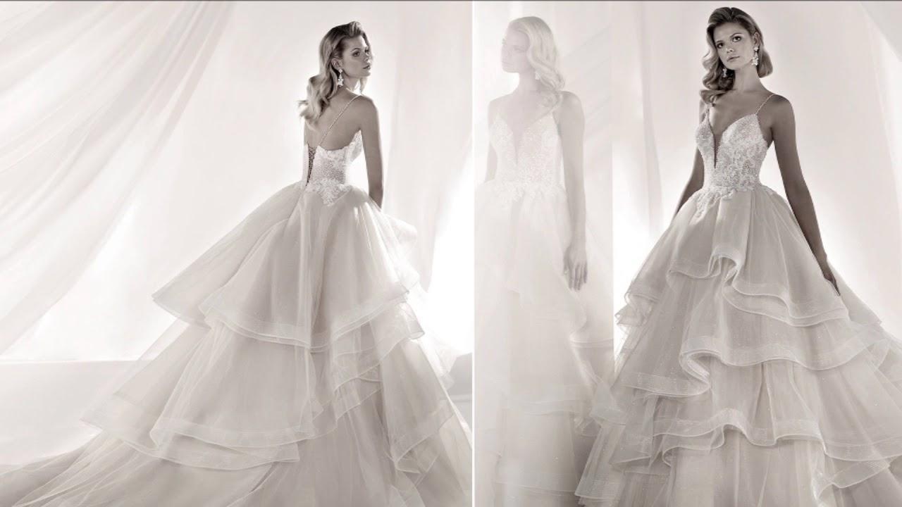 Abiti Da Sposa Nicole 2019.Nicole Luxury 2019 Abiti Da Sposa
