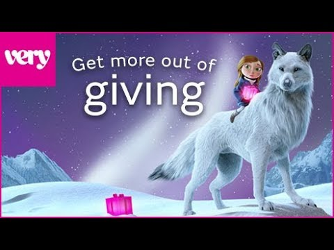 Thumbnail: Very.co.uk Christmas Advert 2017 - Get More Out of Giving