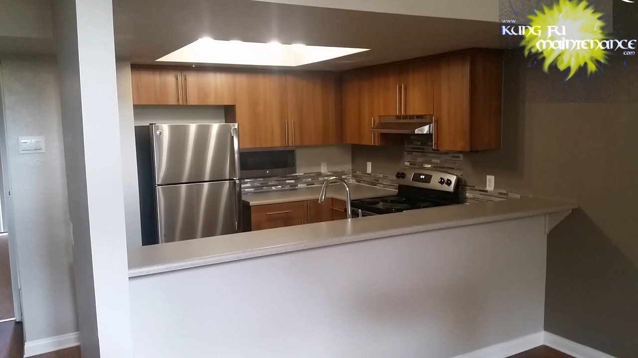 Install Kitchen Cabinets Uneven Ceiling | www.resnooze.com