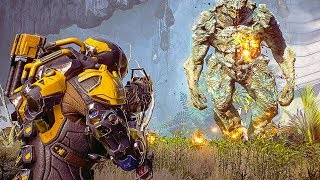 ANTHEM Gameplay Walkthrough Demo (E3 2018)