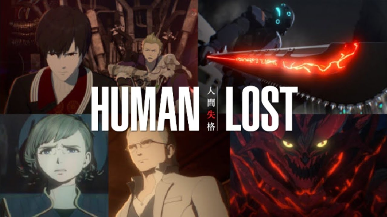 Human Lost Amv Circus Sideshow Youtube