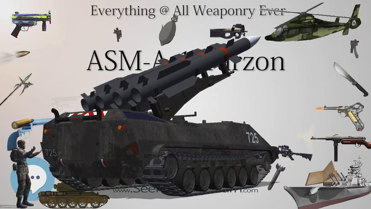 ASM A 1 Tarzon (Everything WEA...