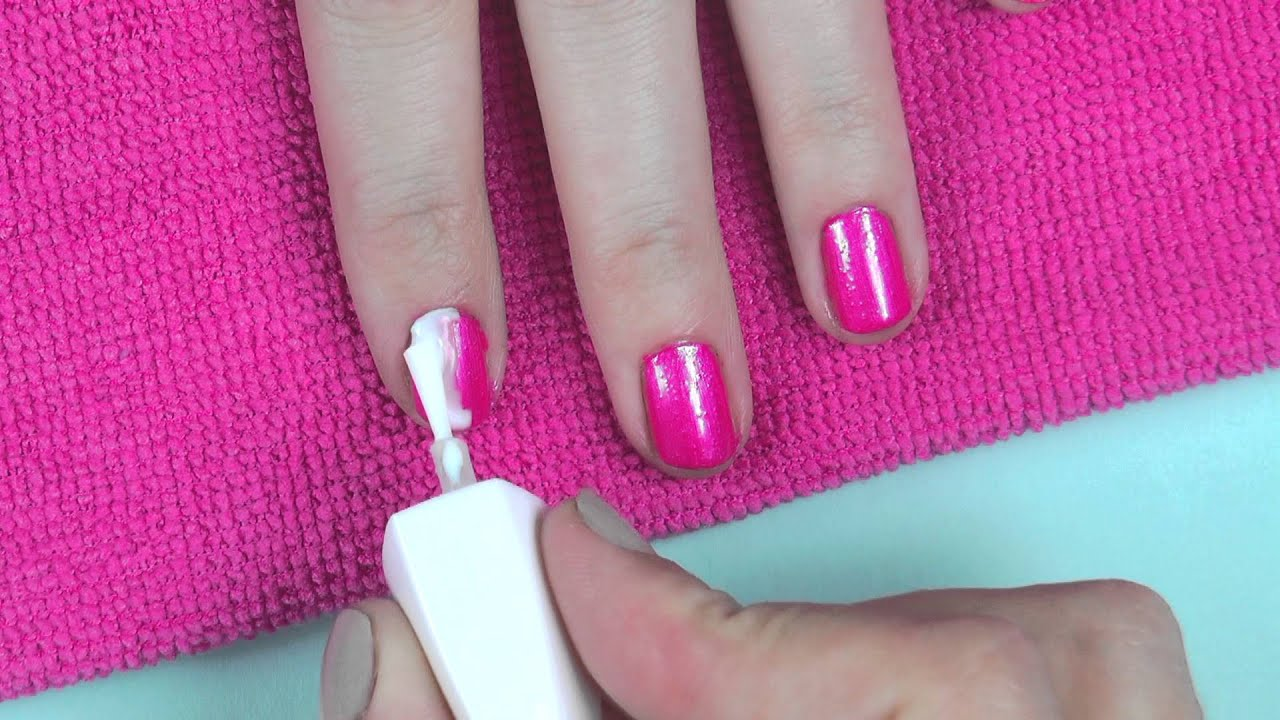 Style Me Up Foil Nail Art - YouTube