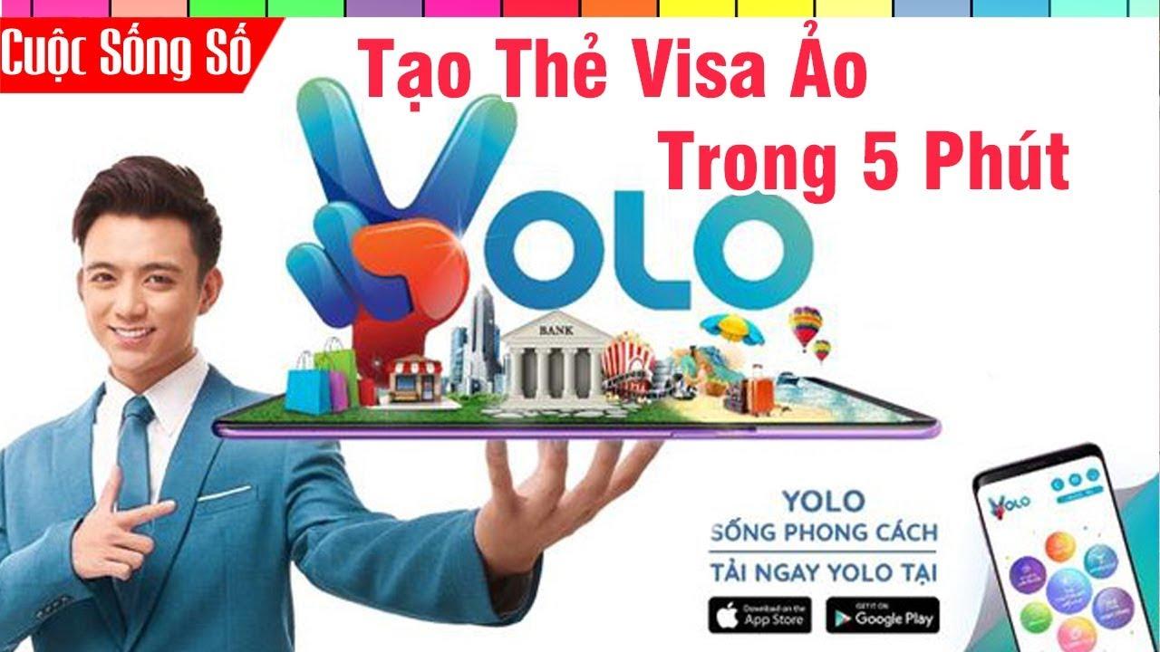 Hướng Dẫn Cách Tạo Thẻ Visa Master Ảo Miễn Phí Dễ Dàng  📺Cuộc Sống Số📺