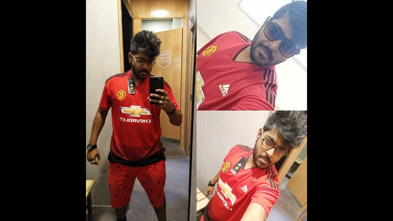 b7307d73dac Man Utd kit LEAK: Indian fan claims to have new shirt before anyone else in  the world   Football   Sport   Express.co.uk