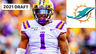 2021 NFL MOCK DRAFT!! The future is NOW!