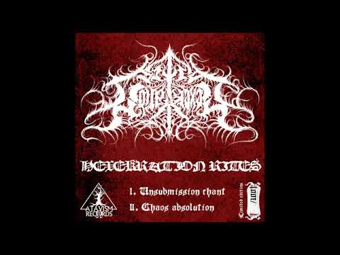 Hexekration Rites (France) - Demo XXMVIII