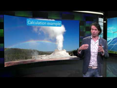 Geothermal Energy Potential - Sustainable Energy - TU Delft