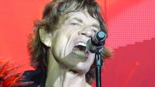 "Rolling Stones ""Sympathy For The Devil"" Minneapolis,Mn 6/3/15 HD"