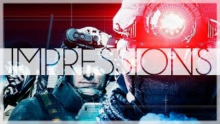IMPRESSIONS - Act of Agression