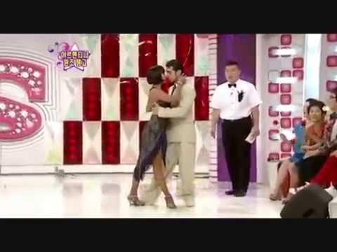 Tango korea 2009. Rocio y German.