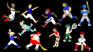 Team Sports - Baseball, Football, Soccer, Basketball - The Kids' Picture Show (Fun & Educational)
