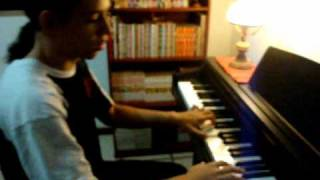 Final Fantasy Medley & Happy Birthday on piano