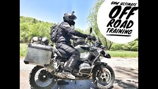 BMW Rider Academy Ultimate Off Road Training Day 1