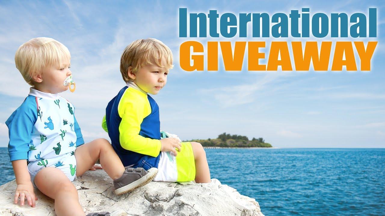 275b4f9498353 PLATYPUS AUSTRALIA SWIMWEAR 👙 INTERNATIONAL GIVEAWAY - YouTube