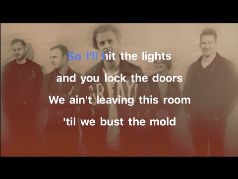 One Republic - Let's Hurt Tonight Karaoke